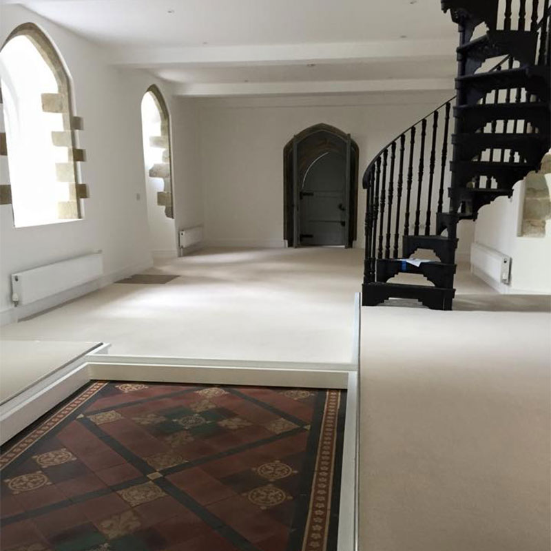 Carpet Showroom in Helston, Cornwall